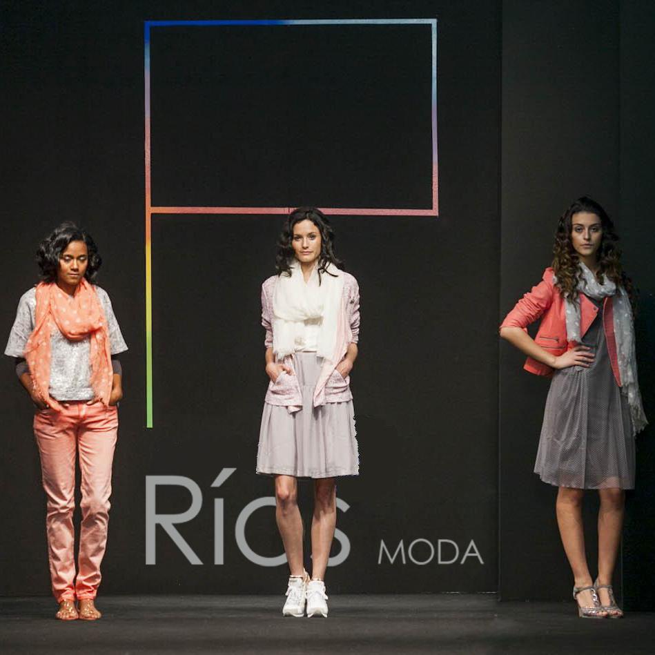 Ríos Moda en la pasarela Gasteiz On 2014