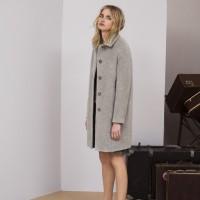 Abrigo Alpaca y lana