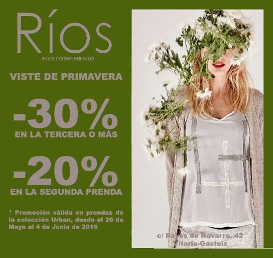 Viste de Primavera con Rios Moda