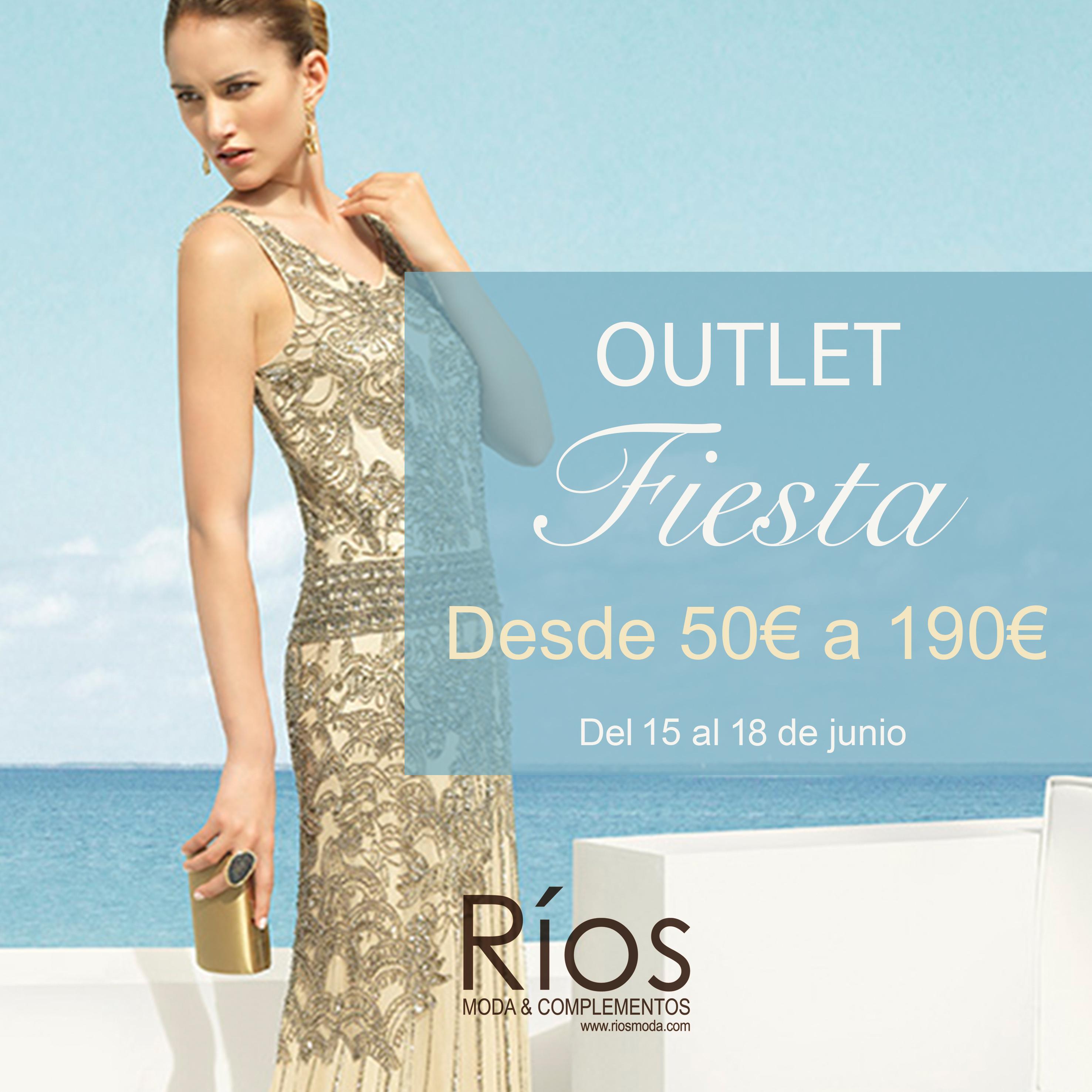 Outlet Fiesta Ríos Moda 50€ a 190€