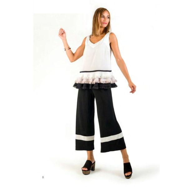 Pantalón con top