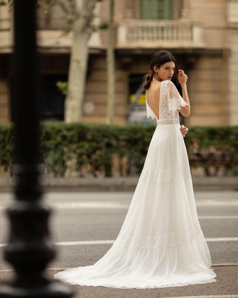 Vestido Alma Ociare