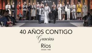 40 Aniversario Rios