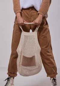 Bolsa shoping crochet