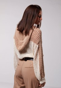 Sudadera algodón capucha